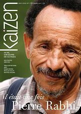 Pierre Rabhi - Kaisen Magazine